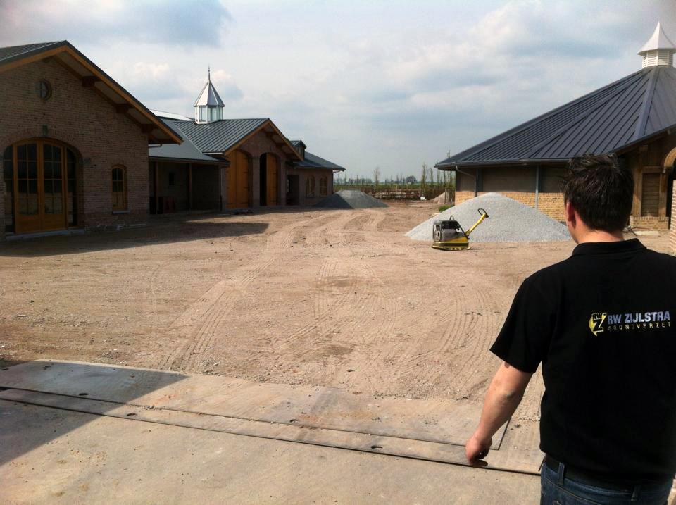 RW Zijlstra Grondverzet - Project Arkel - 4