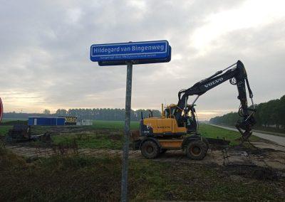 Kavelweg Almere Oosterwold